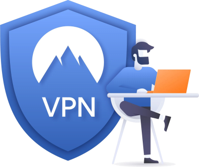 VPN page graphic