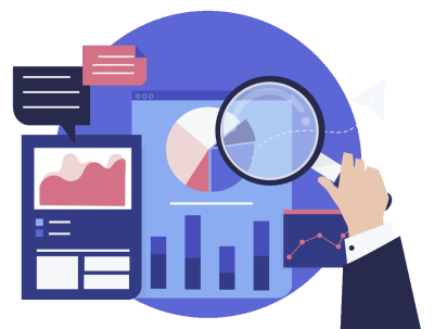 CRM software review icon