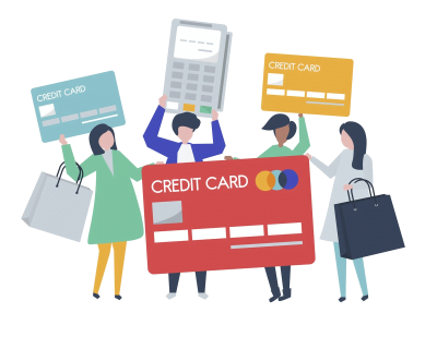 Credit card processing for small business review page icon