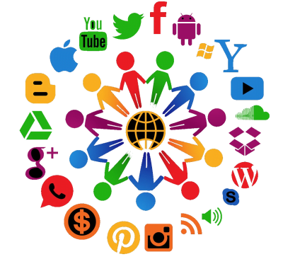 Social media management tools review page icon